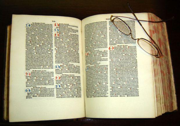 Avicenna's Canon of medicine in Latin