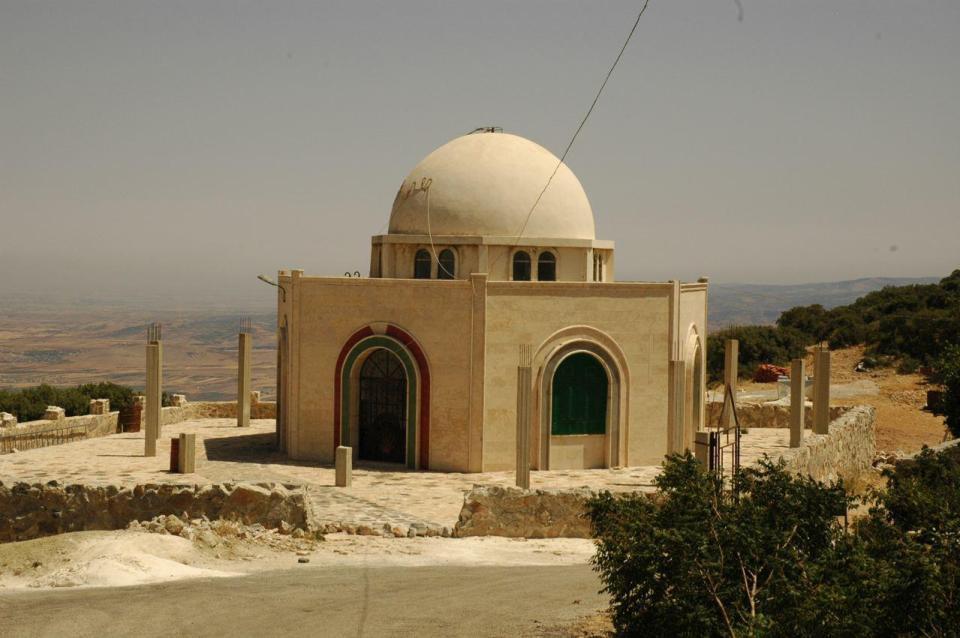 Jabal Mashhad near Salamiyya, Syria