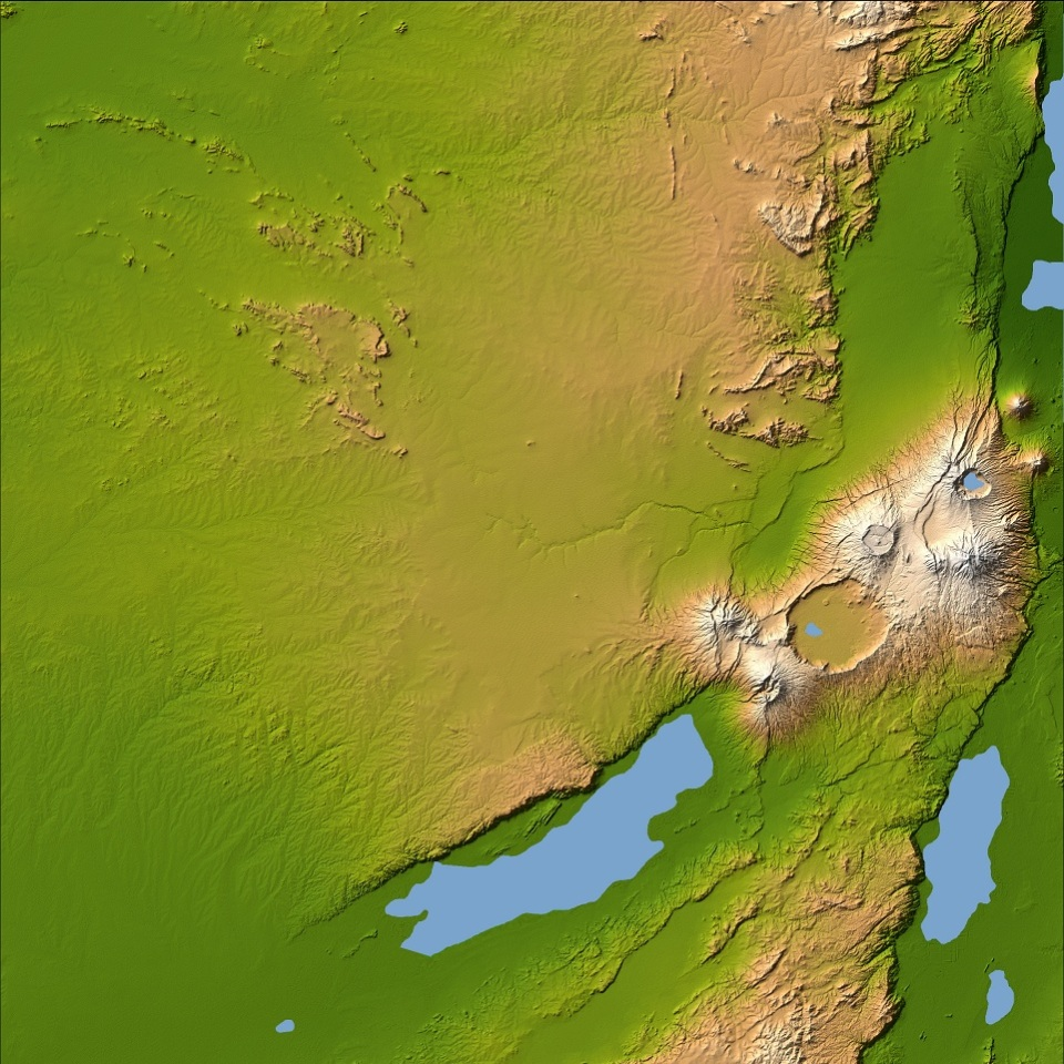Ngorongoro, Serengeti and Olduvai Gorge