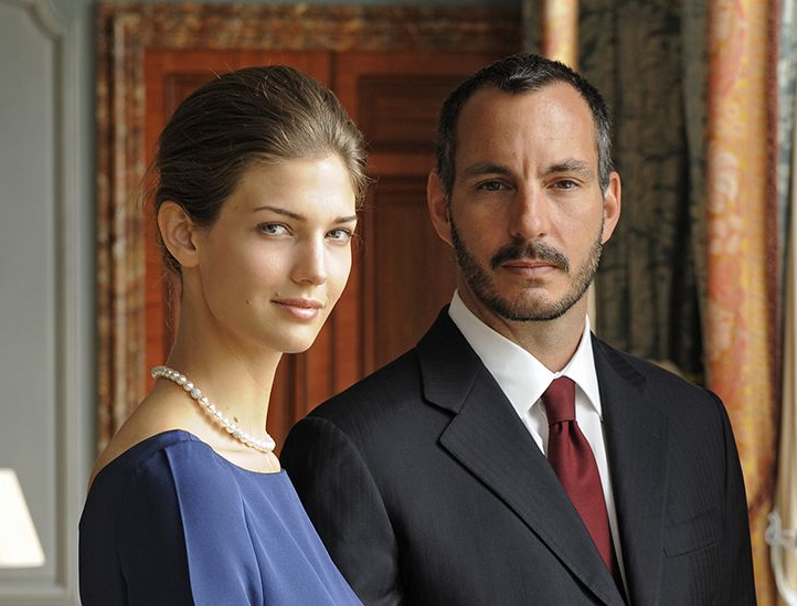 Prince Rahim and Kendra Spears engagement 02