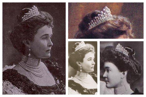 Queen Victoria Tiara