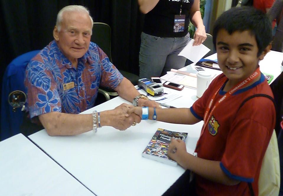 Buzz Aldrin - P1030604