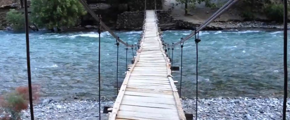 Chitral Hanging Bridge