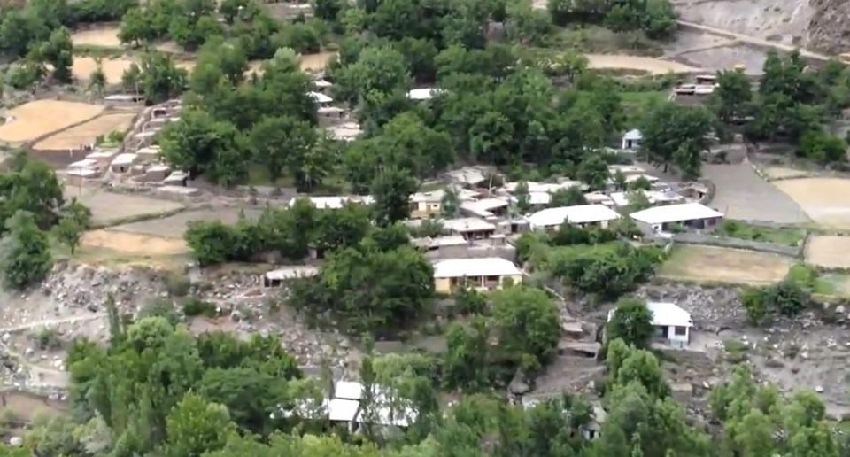 Chitral Village 02