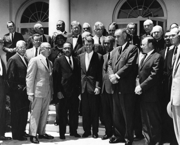 Federal Government and the Civil Rights Movement
