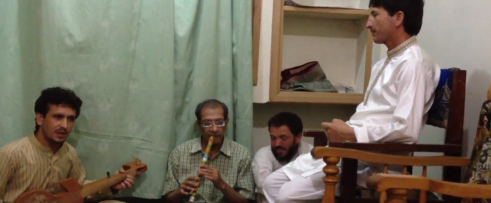 Nasir Khusraw Qasida