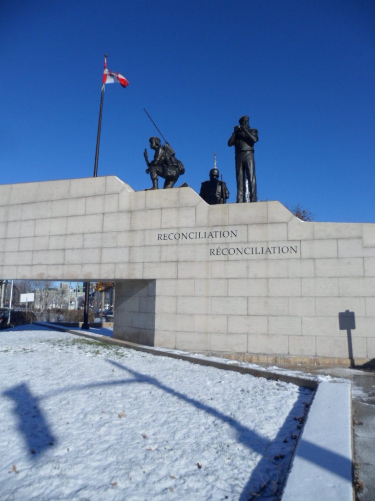 Reconciliation Memorial Ottawa