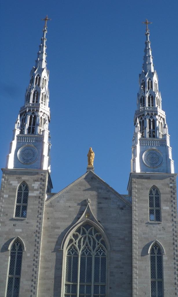 Notre Dame Bailica, Ottawa