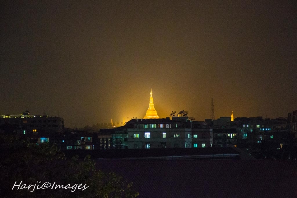 Myanmar Jamatkhana View from top