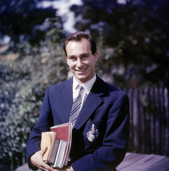 Aga Khan IV As A Harvard Student