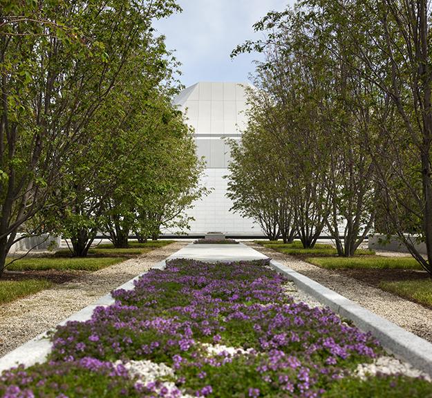 Aga Khan Park. Photo: AKDN/Tom Arban. Copyright.