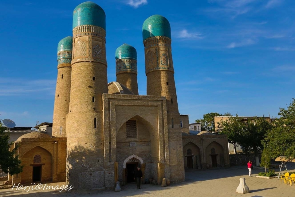 MHSilk Roads09_Bukhara_Charminar