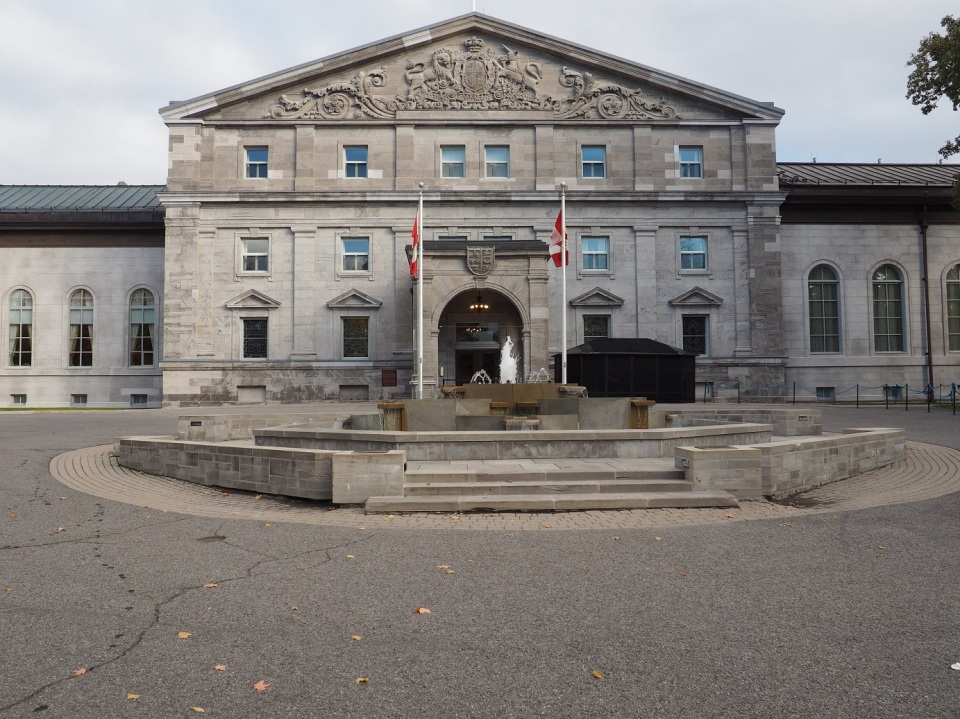 Rideau Hall, the Governor General's Residence
