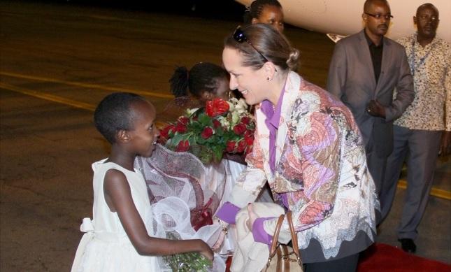 002b Aga Khan 2015 Kampala Graduation Princess Zahra