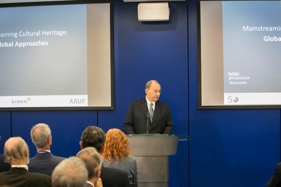 011 Aga Khan 2015 London ICOMOS