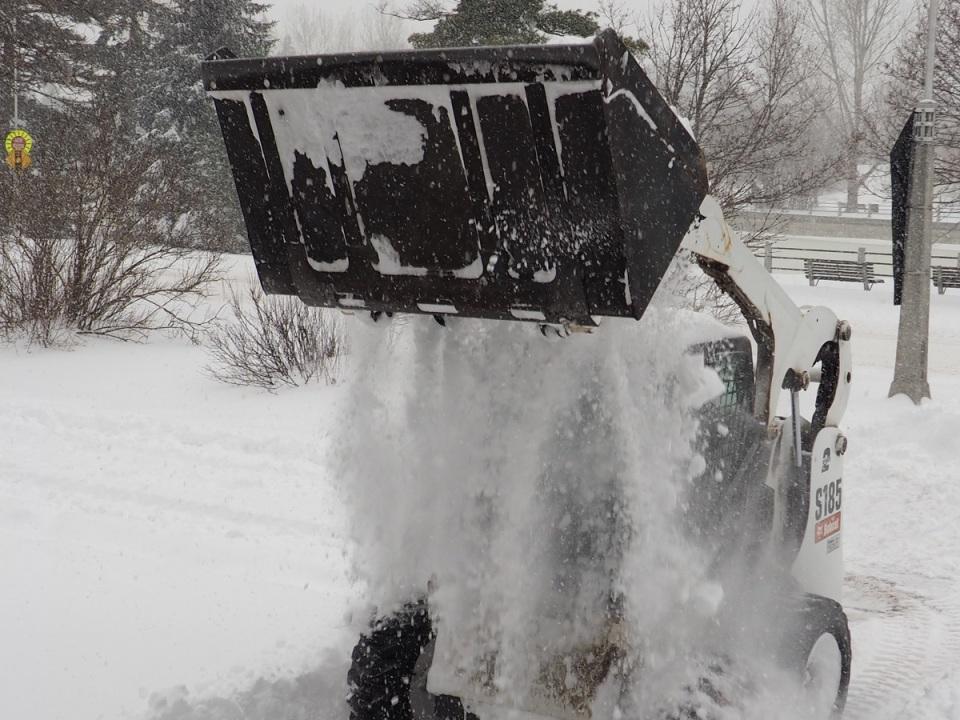 Ottawa winter, December 29 2015