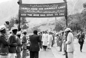 Aga Khan in Hunza