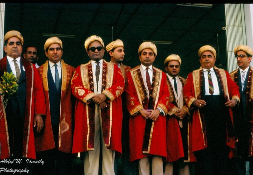 Prince Sadruddin Aga Khan Tanzania Visit by Papa Jaan