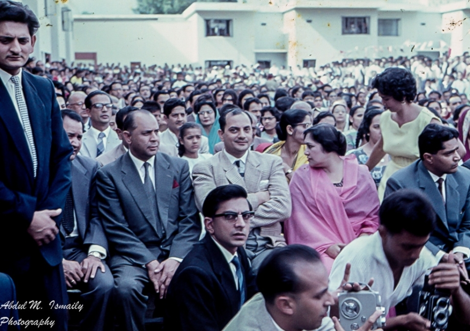 Prince Sadruddin Aga Khan Tanzania visit photos by Papa Jaan