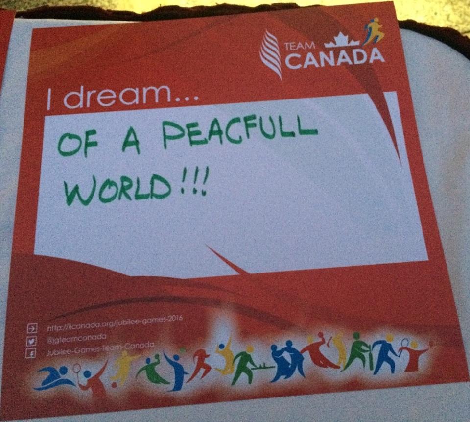 Ismaili Jubilee Games, Lantern, Ismaili Centre Burnaby