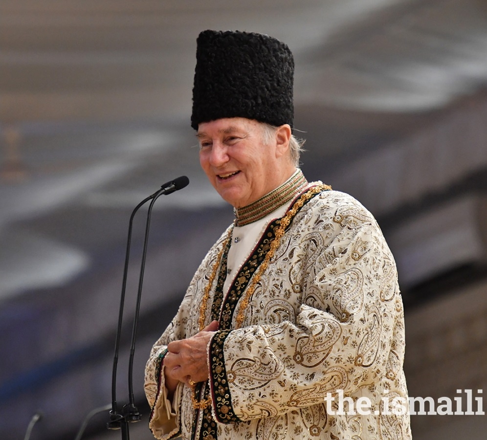 His Highness the Aga Khan Diamond Jubilee