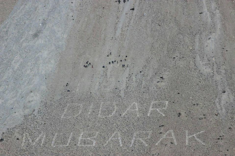 Aga Khan Visit Preparations Gilgit Baltistan 019c Sadruddin Sakhi