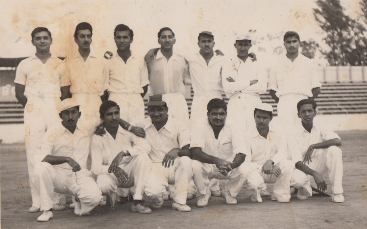 011 Lourenco Marques Aga Khan Club Cricket Team