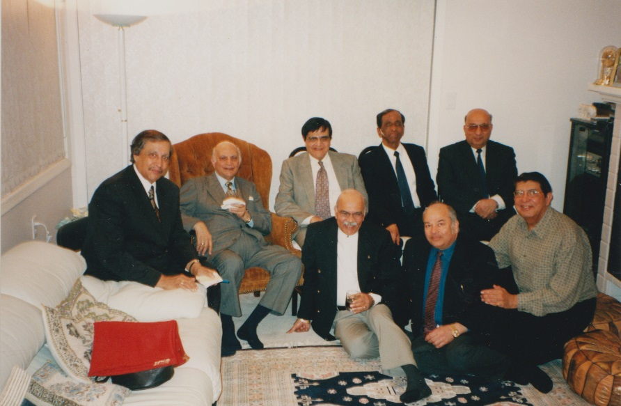 053 Alwaez Jehangir and other Missionaries