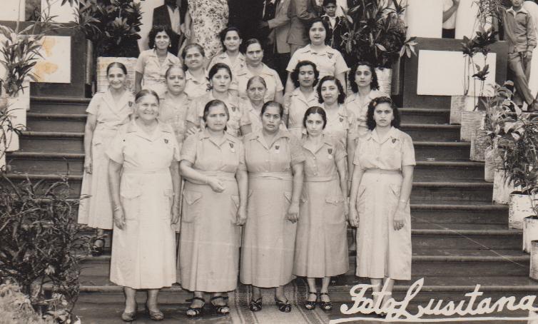 Ladies Volunteers LM