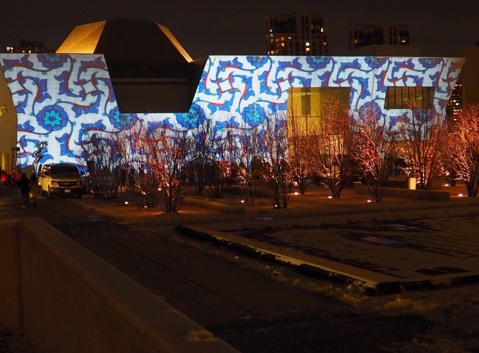 Photos and Video: The Aga Khan Museum's Superb 2018 Year-End Winter