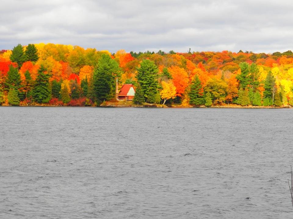 Meech Lake, Gatineau Park