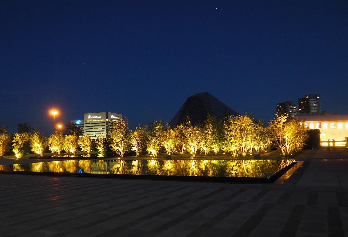 Aga Khan Park, Aga Khan Museum and the Ismaili Centre and Jamatkhana