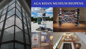 Glimpses Aga Khan Museum Reopening Simerg and Barakah