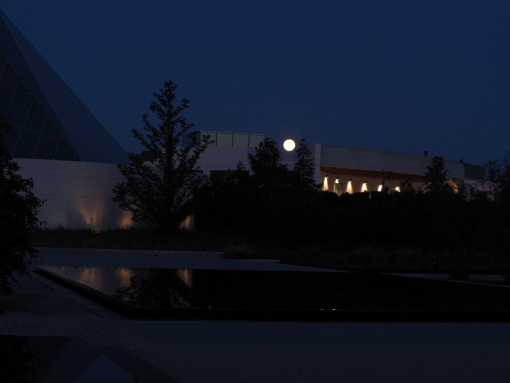 Full Moon Ismaili Centre July 2020 Simerg