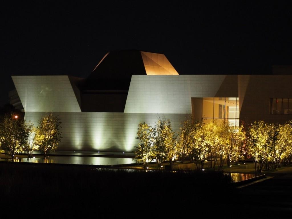 9:09 -10:40 PM: Aga Khan Museum on July 23, 2020. Photo: Malik Merchant / Simergphotos.