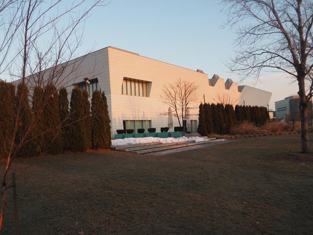 Aga Khan Museum Simergphotos