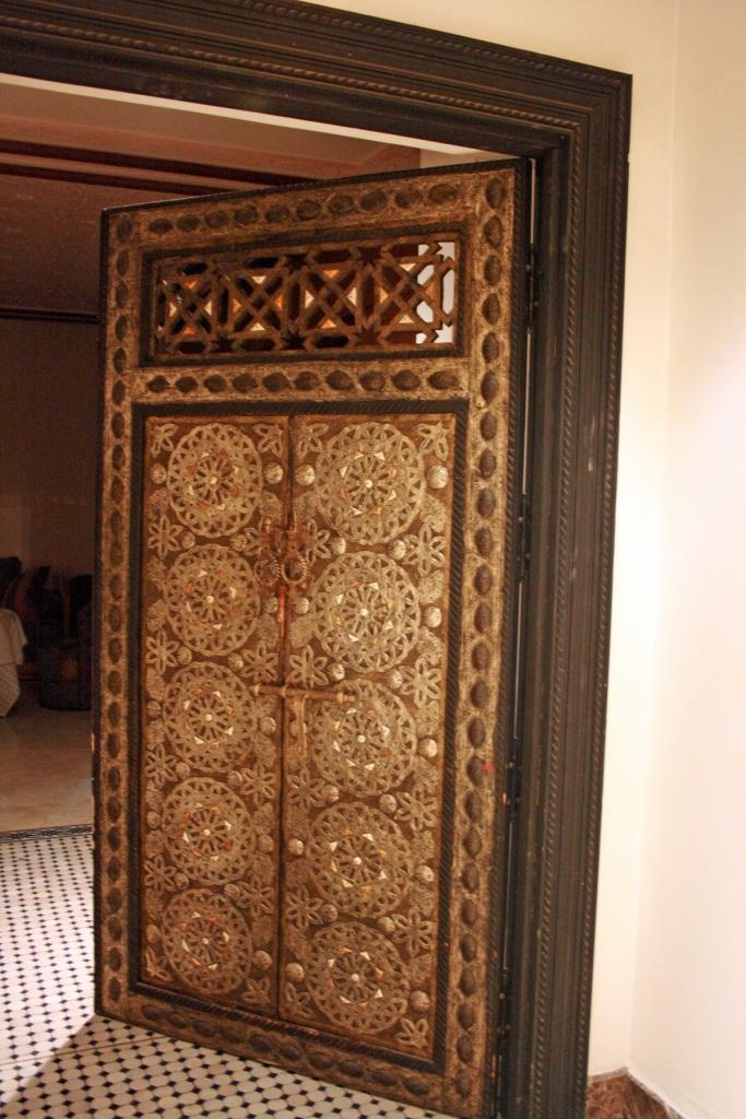 """Doors"" - Morocco, Spain and Portugal. Photo: © Late Shiraz Bandali/Bandali Family Collection, Edmonton. Simergphotos"