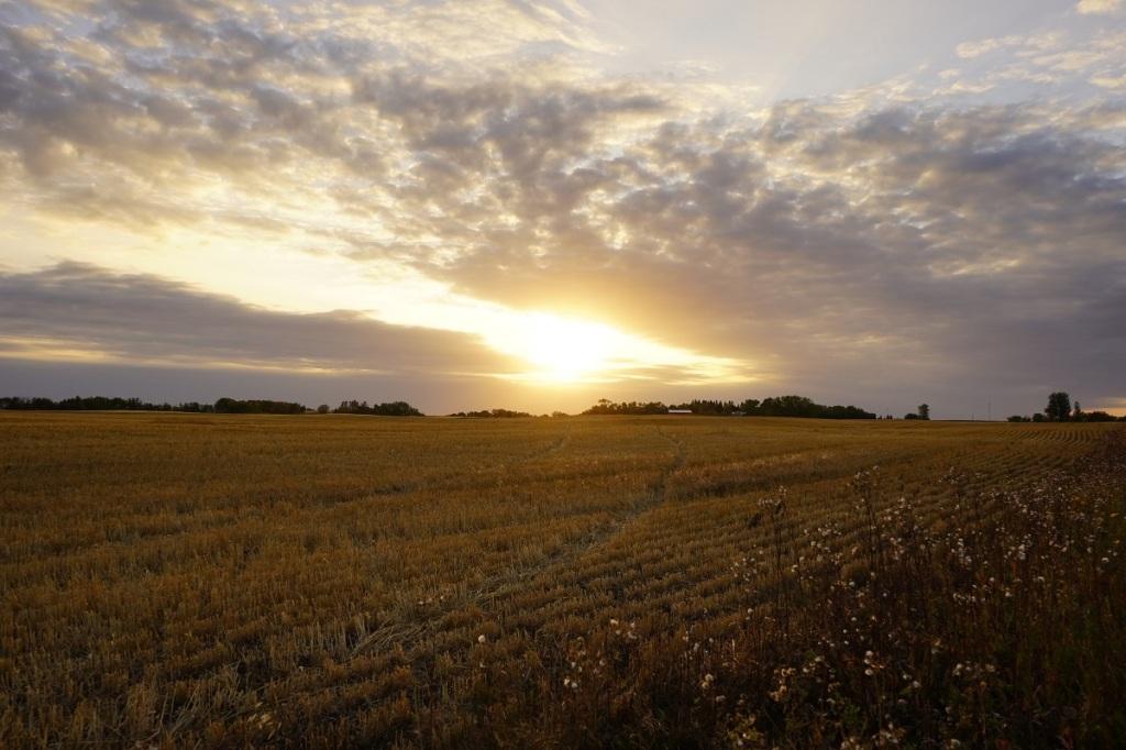 Prairies sunset road trip Vancouver to Ottawa Nurin Merchant Simergphotos