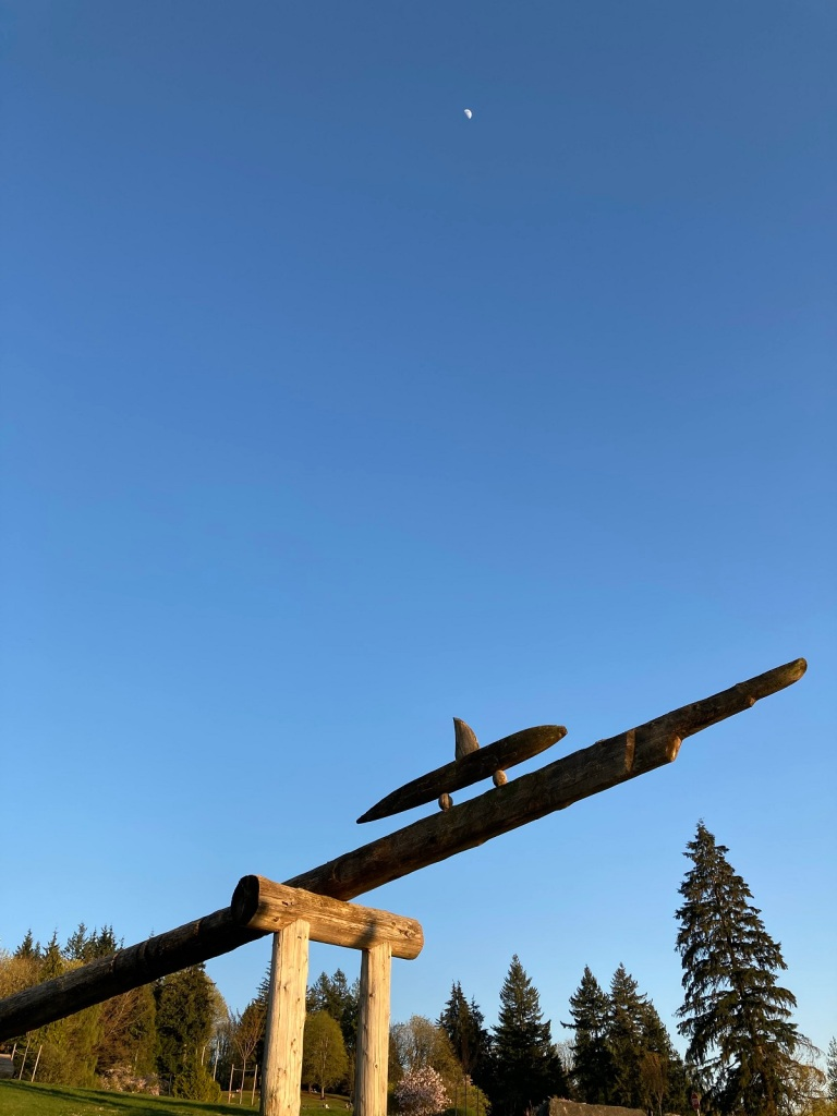 Playground of the Gods, sunset vancouver burnaby mountain park simergphotos malik merchant