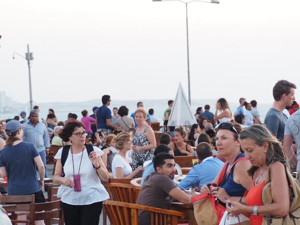 Cartagena Colombia Sunset Simergphotos, Cafe del Mar