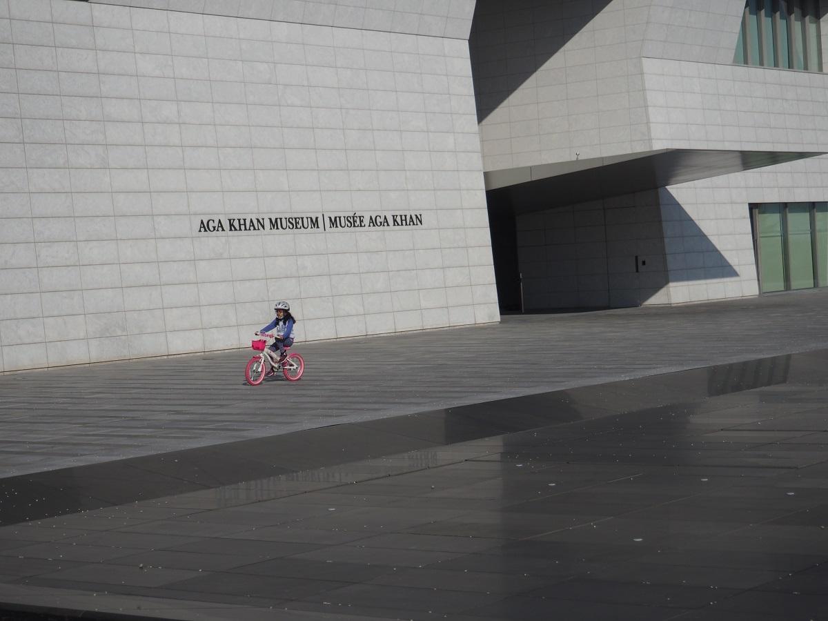 Cycling at Aga Khan Park, Simergphotos and Simerg Malik Merchant