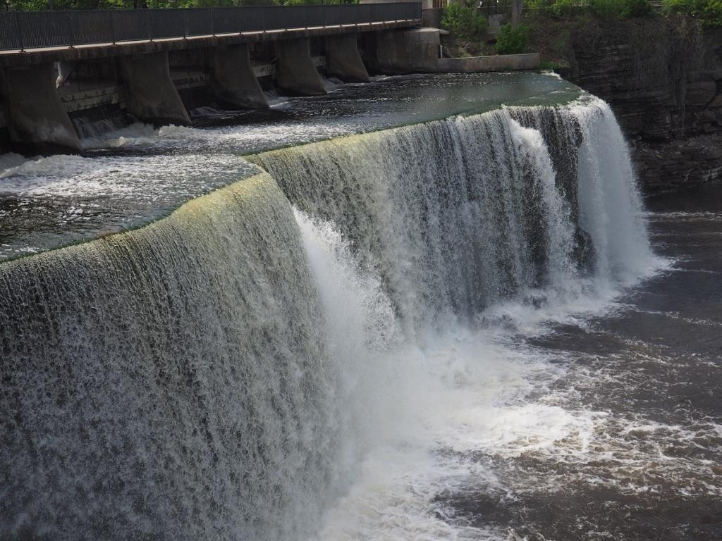 Rideau Falls and Ottawa River, Simerg Photos Malik Merchant