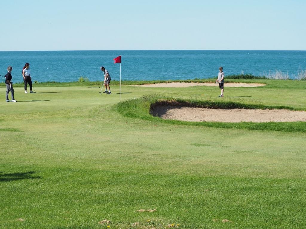 Putt on a Golf Green Niagara on the Lake Ontario Malik Merchant Simerg Simergphotos Photo of the Day