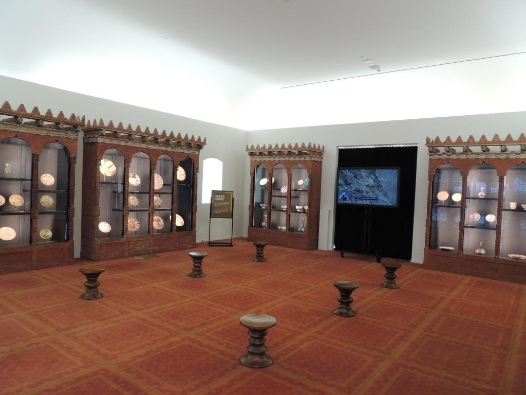 Simurgh, Simorg Conference of the Birds, Bellerive Room, Aga Khan Museum