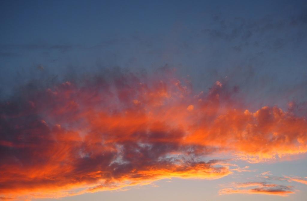 photo of the Day blazing sky Simerg photos
