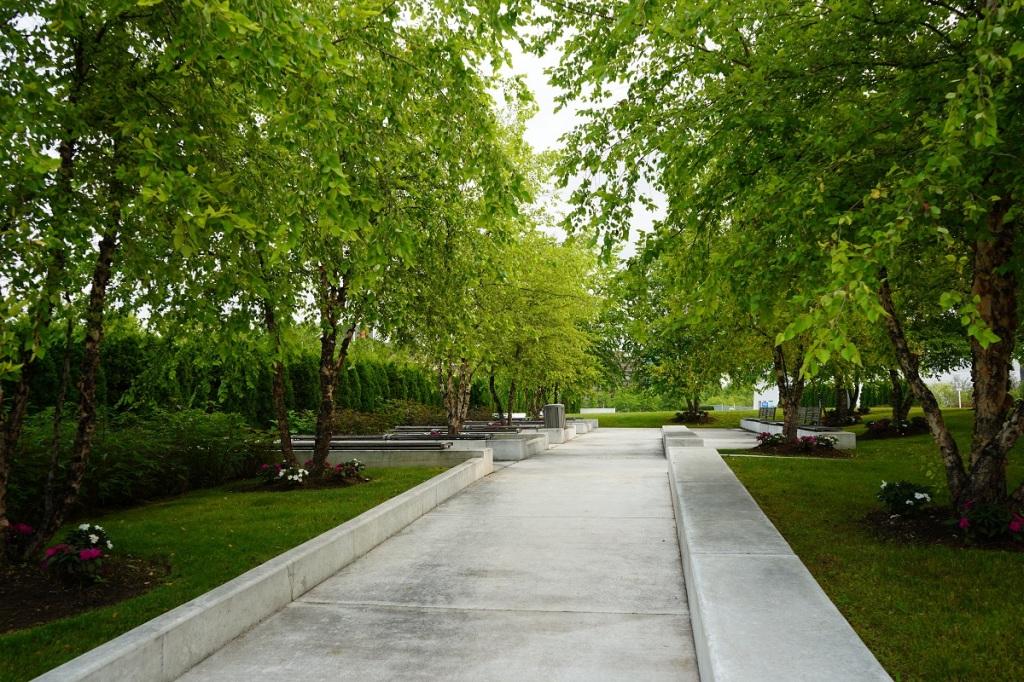 Garden Ismaili Centre