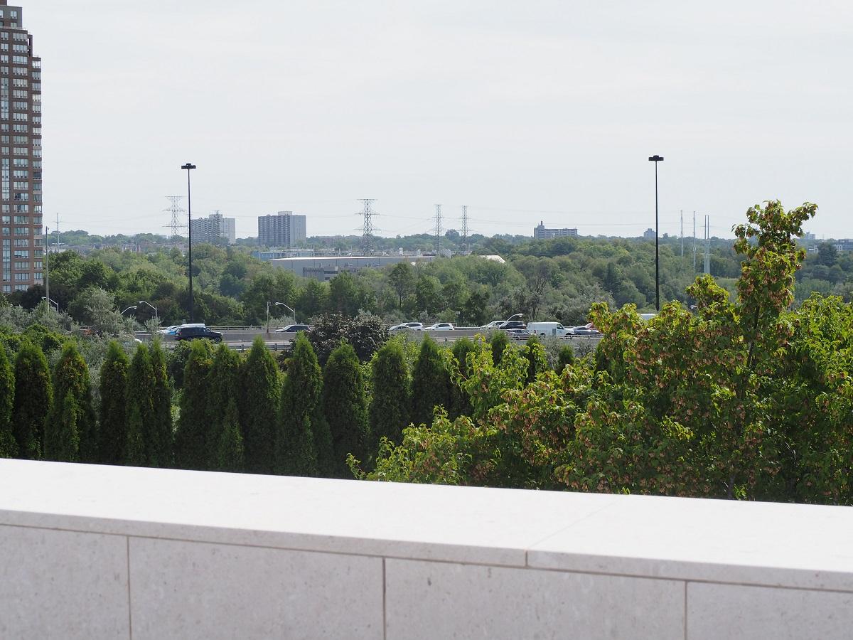 Ismaili Centre Rooftop. Mallik Merchant, DVP, Simergphotos