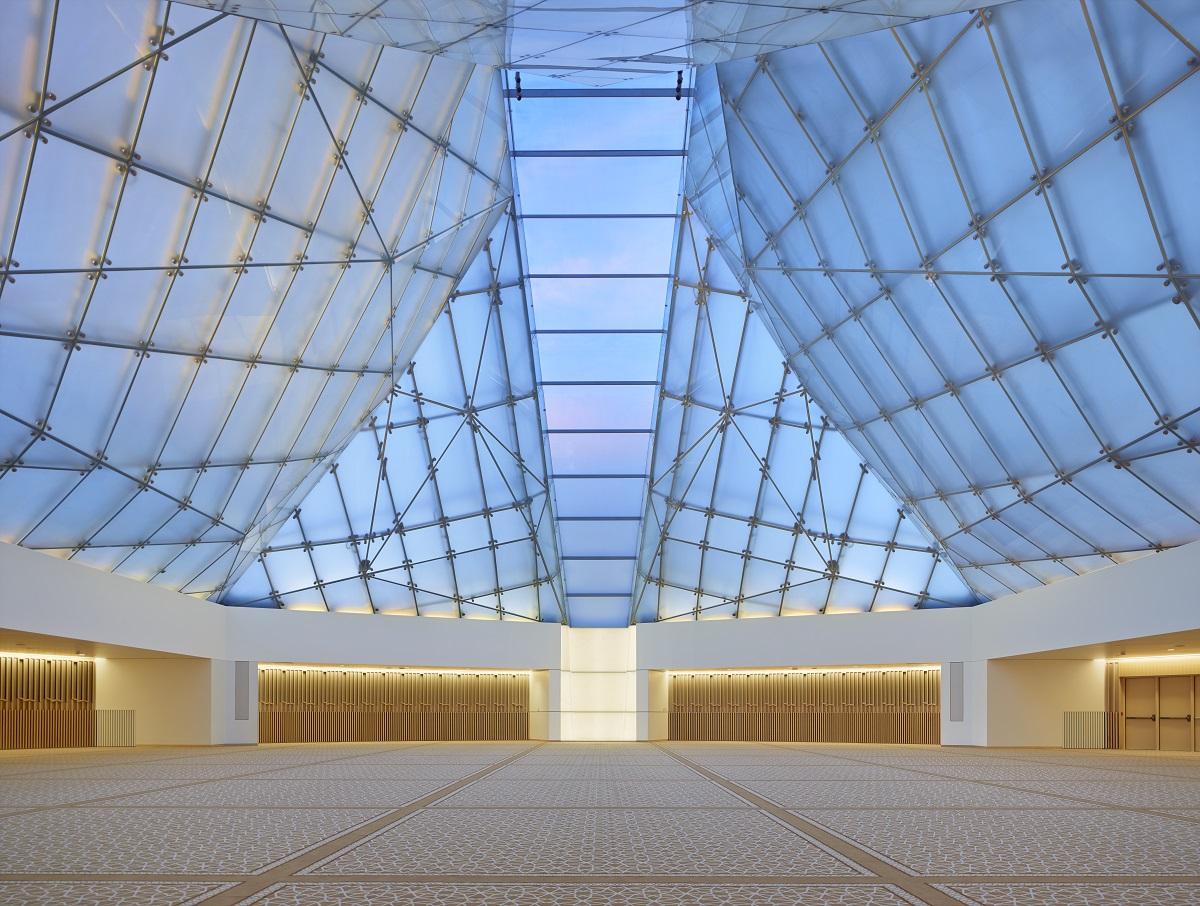 Jamatkhana dome Toronto